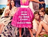 cartel 3 bodas de mas
