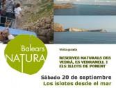 balears natura islotes desde el mar