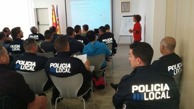 La Policía de Sant Josep destaca la 'normalidad' del fin de semana de las aperturas
