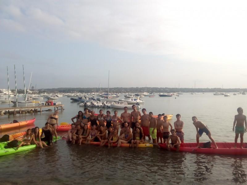 Los mejores estudiantes de sant josep de vacaciones en for Oficina turismo formentera