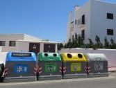 Fotos contenidors reciclatge SAnt Josep