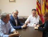 Foto reunió president