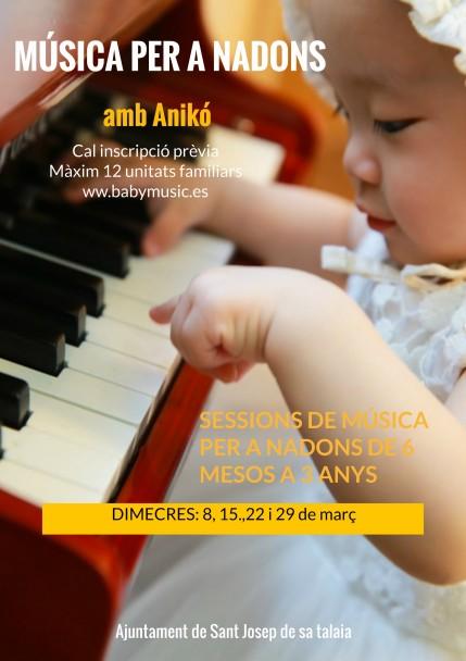 MUSICA PER A NADONS