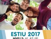 Cartell cursos estiu 2017