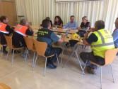 Foto reunió Emergències