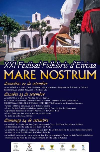 XXI Festival Mare Nostrum