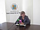 Paquita Ribas regidora Governació
