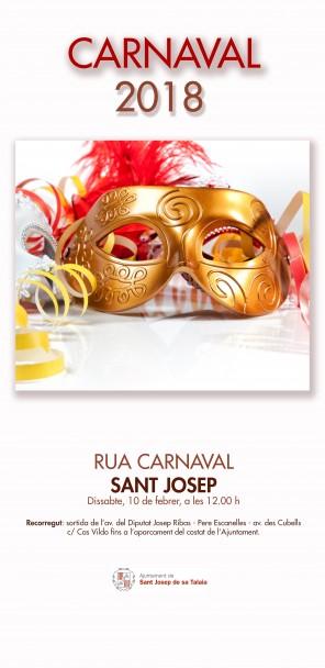 cartel carnaval 2018
