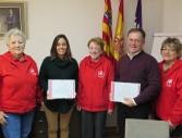 Diplomas Ibiza y Formentera contra el Cáncer