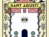 Cartell festes Sant Agusti 2018
