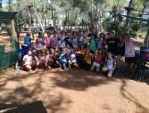 Millors estudiants Sant Josep -acroparc