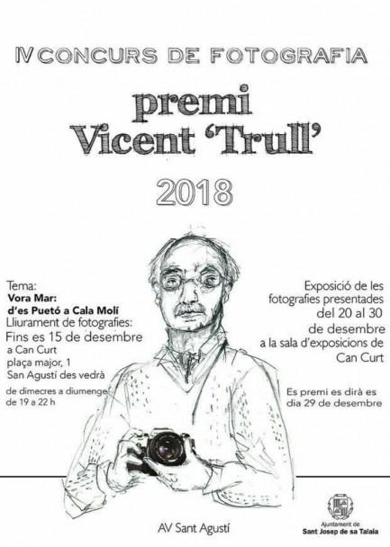IV Premi  Vicent Trull