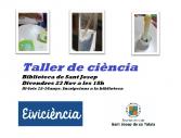 cartell taller ciencia
