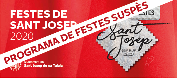 Festes Sant Josep 2020